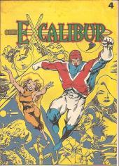 Comics de El Sol (Los) -4- Excalibur