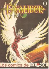 Comics de El Sol (Los) -5- Excalibur