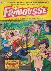 Frimousse -157- Nora la fille du shériff