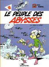 Les petits hommes -10a1981- Le peuple des abysses