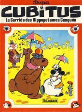 Cubitus -4c- La corrida des hippopotames casqués