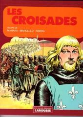 Histoire de France en bandes dessinées -5a- Les croisades
