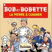 Bob et Bobette (Publicitaire) -Pas1- La pierre à cuisiner