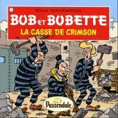 Bob et Bobette (Publicitaire) -Pas2- La casse de Crimson