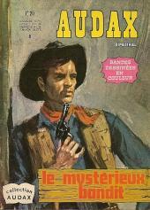 Audax (3e Série - Arédit) (1970) -8- Le mystérieux bandit