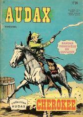 Audax (3e Série - Arédit) (1970) -3- Cherokee