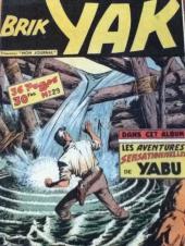 Brik Yak -29- Les Aventures sensationnelles de Yabu