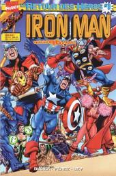 Iron Man (Marvel France - 1999 - Retour des héros) -1- Vengeur un jour...
