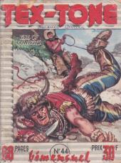 Tex-Tone -44- La bande du Rio Grande
