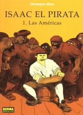 Isaac el Pirata -1- Las Américas