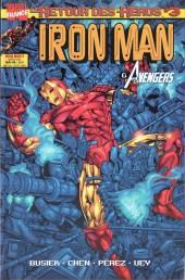 Iron Man (Marvel France - 1999 - Retour des héros) -3- L'art du compromis