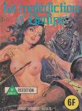 Les grands classiques de l'épouvante -32- La malédiction d'Œdipe