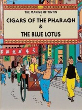 Tintin (The Adventures of) -INT1- Cigars of the Pharaoh & The Blue Lotus