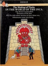 Tintin (The Adventures of) -INT3- In the World of the Inca: The Seven Crystal Balls - Prisoners of the Sun
