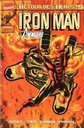 Iron Man (Marvel France - 1999 - Retour des héros) -5- Dans la fournaise