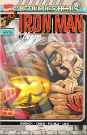 Iron Man (Marvel France - 1999 - Retour des héros) -7- La traque