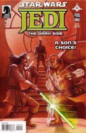 Star Wars: Jedi - The Dark Side (2011) -5- The Dark Side #5