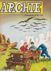 Archie (Jeunesse et Vacances) -51- L'île du dragon