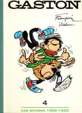 Gaston - L'âge d'or de Gaston (Le Soir) -4- Les années 1962-1963