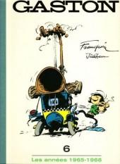 Gaston - L'âge d'or de Gaston (Le Soir) -6- Les années 1965-1966
