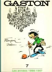 Gaston - L'âge d'or de Gaston (Le Soir) -7- Les années 1966-1967