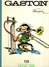 Gaston - L'âge d'or de Gaston (Le Soir) -10- L'année 1969