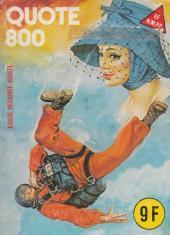 Histoires noires (Elvifrance) -72- Quote 800