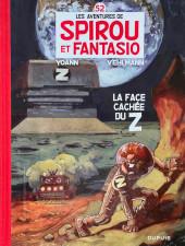 Spirou et Fantasio -52TL- La face cachée du Z