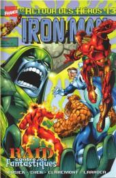 Iron Man (Marvel France - 1999 - Retour des héros) -13- Raid contre les Fantastiques