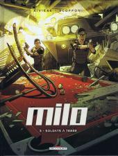 Milo -3- Soldats à terre