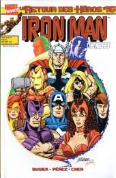Iron Man (Marvel France - 1999 - Retour des héros) -15- Modèle réduit