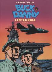 Buck Danny (L'intégrale) -4- Tome 4 (1953-1955)