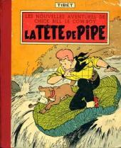 Chick Bill (collection du Lombard) -6a- La tête de pipe