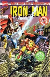 Iron Man (Marvel France - 1999 - Retour des héros) -20- Le mal au grand jour