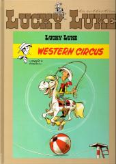 Lucky Luke - La collection (Hachette) -7- Western circus