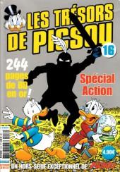 Picsou Magazine Hors-Série -16- Les trésors de Picsou - Spécial action