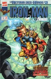 Iron Man (Marvel France - 1999 - Retour des héros) -21- Le huitième jour (2/4)
