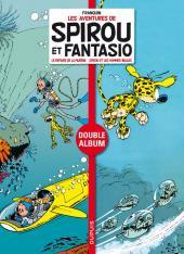 Spirou et Fantasio - Diptyques -4- Le repaire de la murène - Spirou et les hommes-bulles