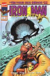 Iron Man (Marvel France - 1999 - Retour des héros) -22- Ultime danger