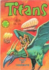 Titans -1- Titans 1