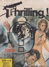 Thrilling -15- Le tueur