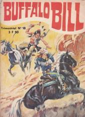 Buffalo Bill (Jeunesse et Vacances) -18- La caravane maudite