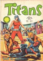 Titans -3- Titans 3