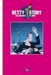 Collectifs fugues en bulles -4- Betty story, des histoires de pinup