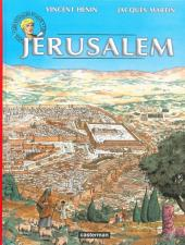 Alix (Les Voyages d') -14b- Jérusalem