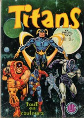 Titans -6- Titans 6