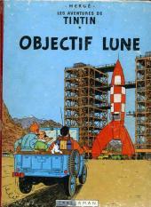 Tintin (Historique) -16B20bis- Objectif lune