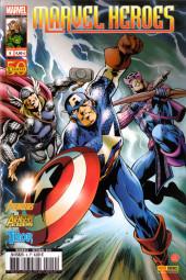 Marvel Heroes (Marvel France - 2011) -9- Infini