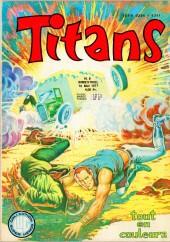 Titans -8- Titans 8