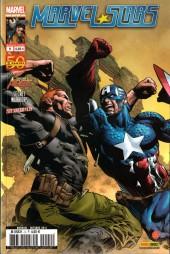 Marvel Stars -9- Histoire de fantôme